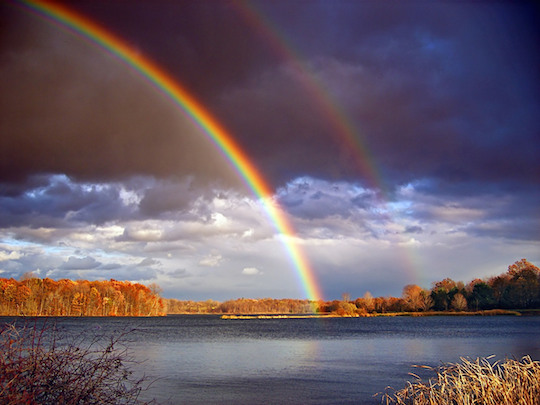God Does Not Only Work Through Rainbows