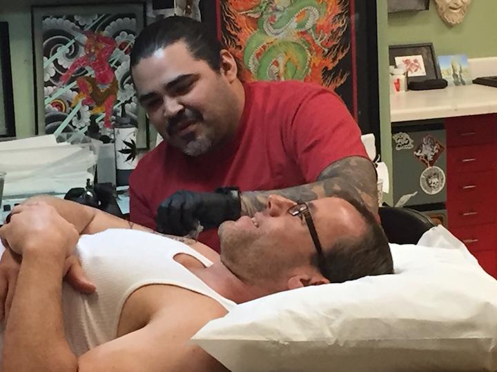 My Tattoo Story